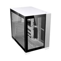 【LIAN LI 聯力】O11 Dynamic MINI ATX玻璃透側機殼 白(O11D Mini-W/GPU:395MM/CPU:170MM)