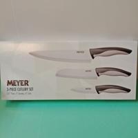 (降)安麗 美亞刀具組 MEYER萬用廚刀三件組 超便宜廚房利器 蝦皮優選 全新