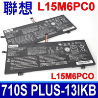 LENOVO L15M6PC0 原廠電池 L15M6PCO IdeaPad 710s-13isk 710s-13ikb