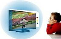 [護視長抗藍光護目鏡] 台灣製 FOR  Acer QG271 27吋抗藍光液晶螢幕護目鏡(鏡面合身款)