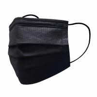 【聚泰科技】三層醫用口罩 曜石黑(50入/雙鋼印/醫療口罩)
