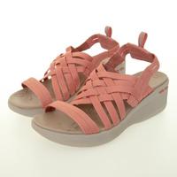 【SKECHERS】女 休閒系列涼拖鞋 PIER-LITE(163271CRL)