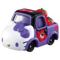 【TOMICA】Dream TOMICA Hello Kitty和服系列-紫(小汽車)
