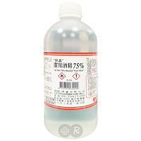 唐鑫 75%潔用酒精500ml【何藥局新一代藥妝連鎖】