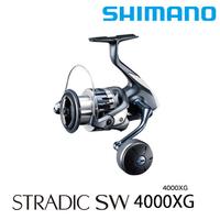 SHIMANO 20 STRADIC SW 4000XG [漁拓釣具] [紡車捲線器]