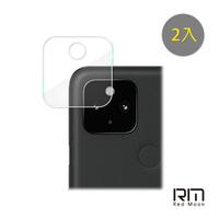 【RedMoon】Google Pixel 5/ Pixel 4a 5G 9H厚版玻璃鏡頭保護貼(2入)