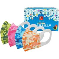 JUQI 鉅淇 兒童立體醫療口罩(30片) 款式可選【小三美日】◢ D200511
