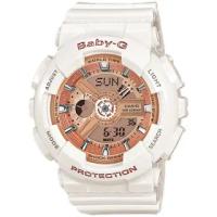 【CASIO 卡西歐】BABY-G 街頭潮流雙顯錶(BA-110-7A1)