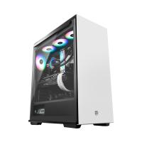 🌿新品熱銷☆免運🌿機魔會AMD 銳龍R7 5800X/R9 5900X無顯卡高端組裝電腦整機台式DIY電競主機電腦