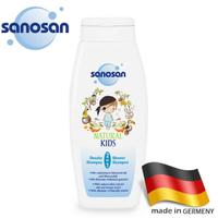 德國 sanosan 珊諾 天然海洋香洗髮沐浴露250ml