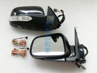 大禾自動車 LED 電動折疊 帶燈 後視鏡 素材 適用 HONDA 2代 CRV 02~06