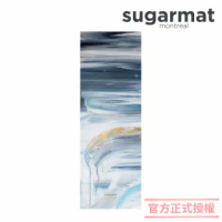 【加拿大Sugarmat】麂皮絨天然橡膠加寬鋪巾 1.0mm(光速流動 Fast Track)