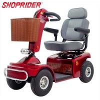 【SHOPRIDER】TE-889N 必翔電動代步車(P型把手款)