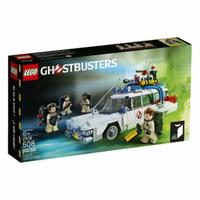全新 未拆封 樂高 LEGO 21108 LEGO IDEAS Ghostbusters Ecto 魔鬼剋星