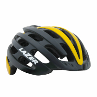 【LAZER】Z1 公路車安全帽(黑/黃)