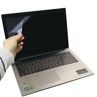 【Ezstick】Lenovo IdeaPad 330 15 IKB 靜電式筆電LCD液晶螢幕貼(可選鏡面或霧面)