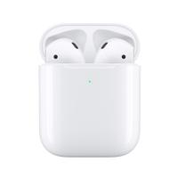 現貨 免運 Apple AirPods 2 搭配無線充電盒 (MRXJ2TA/A)