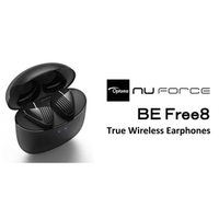 【NuForce】BE Free8 真無線藍牙耳機