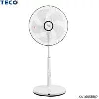【TECO 東元】TECO 東元XA1605BRD 電風扇16吋 微電腦遙控DC節能