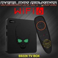 🇹🇼機皇《好禮六選一》零刻 Beelink GT-King 4G S922X TV BOX ( S905X3 安博