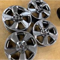 TOYOTA 2020 RAV4 18吋全新原廠鍛造鋁圈(一組4顆,整組賣)
