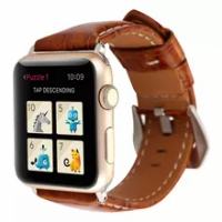 Correa สร้อยข้อมือสำหรับ Apple 5สายคล้องคอ42มม.44มม.Cinturini สำหรับ Applewatch Iwatch Series 3 4 5 40มม.38มม.
