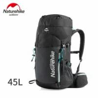Naturehike 65L 55L 45Lกระเป๋าเป้สะพายหลังเดินป่าBackpacking Packสำหรับเดินทางท่องเที่ยวกลางแจ้งปีนเขาแคมป์ปิ้ง