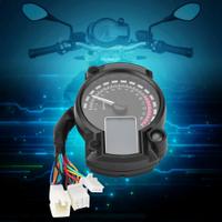 現貨秒出🔺Motorcycle Digital Colorful LCD Speedometer Odometer Ta