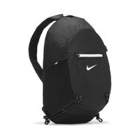 【NIKE 耐吉】後背包 Stash Backpack 男女款 輕巧 可收式 輕便 旅行 健身 雙肩背 黑 白(DB0635-010)