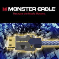 【MONSTER 魔聲】M系列 2米 M3000 8K HDMI 2.1光纖線