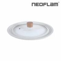 【NEOFLAM】多功能矽膠鍋蓋24-26-28公分(FIKA)