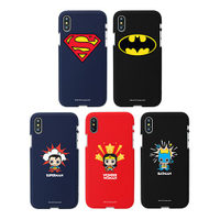 韓國 超人 蝙蝠俠 手機殼 軟殼│LG VELVET V50 V50S G8 G8X G7 V40