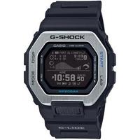 【CASIO 卡西歐】G-SHOCK 藍芽連線衝浪運動錶(GBX-100-1)