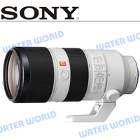 【中壢NOVA-水世界】SONY FE 70-200mm F2.8 GM SEL70200GM 公司貨
