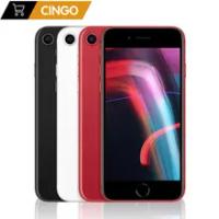 Unlocked Original Apple iPhone SE 2020 SE2 A13 3G RAM 64/128/256GB ROM Hexa Core Cellphones 1821mAh Smartphones 4.7 inch