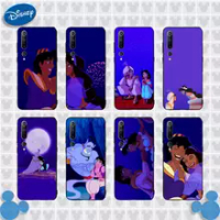 Disney Aladdin and the magic lamp Phone Case For Xiaomi note 10 max3 mix2 7 F1 8 9se 10 pro lite cases cover