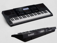 CASIO 卡西歐 CTK-7200 61鍵高階電子琴(鋼琴風格琴鍵,附琴袋超值配件現場教學)【唐尼樂器】
