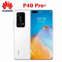 Original HUAWEI P40 Pro + Plus 5G สมาร์ทโฟน6.58นิ้ว OLED Kirin 990G Octa Core Android 10 50MP Leica 10x ซูม4200MAh