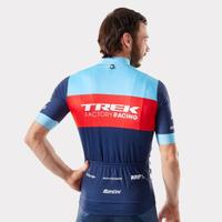 【Santini】Trek Factory Racing XC Team Cycling Jersey(XC車隊版車衣)