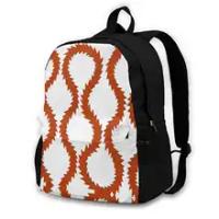 ชื่อกระเป๋าเป้สะพายหลังนักเรียนโรงเรียนแล็ปท็อปกระเป๋าเดินทาง Punk แฟชั่นรูปแบบ Westwood Westwood Vivienne โ...