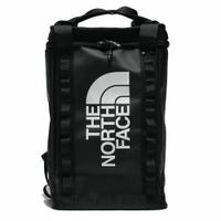 【滿千折百優惠開跑】THE NORTH FACE 後背包 EXPLORE FUSEBOX-S 保險箱 可手提 黑白 多功能 2021新款 (布魯克林) NF0A3KYVKY4