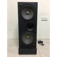 日本優質 YAMAHA YST SW100 重低音音響喇叭 主動式 雙7吋單體 外表漂亮聲音漂亮7.2/9.2最佳選擇