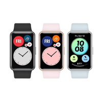 【HUAWEI 華為】WATCH Fit 智慧手錶