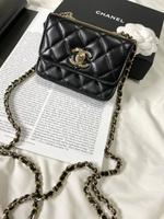 台灣現貨(!) Chanel trendy cc mini 新版 超級可愛   2021 08💜