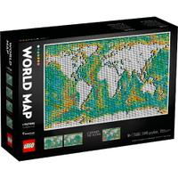 LEGO 樂高 ART - 世界地圖World Map 31203