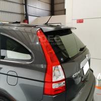 DIY商城 HOND CRV三代 3.5代 原廠型 尾翼 擾流板 原廠車色 含烤漆