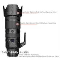 พรีเมี่ยมเลนส์Skin Decal Wrapสำหรับฟิล์มNikon Z70-200 2.8S Protector Anti-Scratch Decalสติกเกอร์