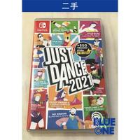二手 舞力全開 2021 中文版 Nintendo Switch 二手遊戲片 交換 二手遊戲收購 二手switch