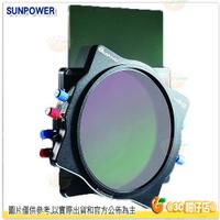 SUNPOWER Square CPL 100x100mm 方形 偏光鏡 湧蓮公司貨 方型