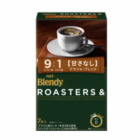 日本 AGF Blendy Rosaters & 即沖咖啡(7本入) -Brasil (70603)
